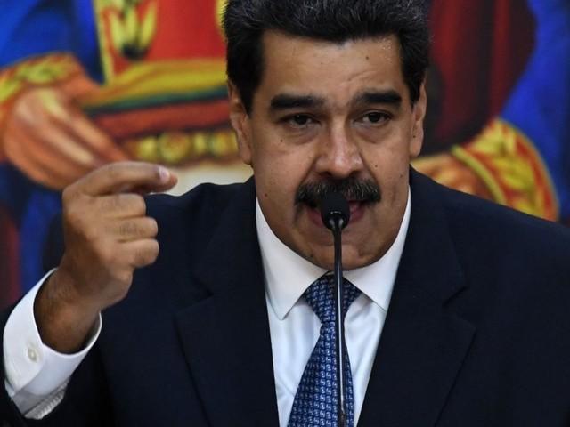 President Trump hits Venezuelan dictator Maduro with total economic embargo