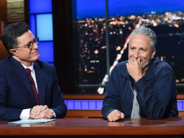 Jon Stewart says he was 'surprised at the pushback' to his lab-leak theory comments