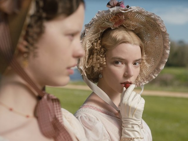 Sunday Best: This bonnet from the upcoming film 'Emma' just might brighten your weekend