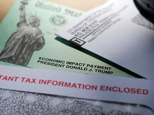 Trump calls off stimulus package talks, meaning Americans likely won't receive a $1,200 stimulus check before the election