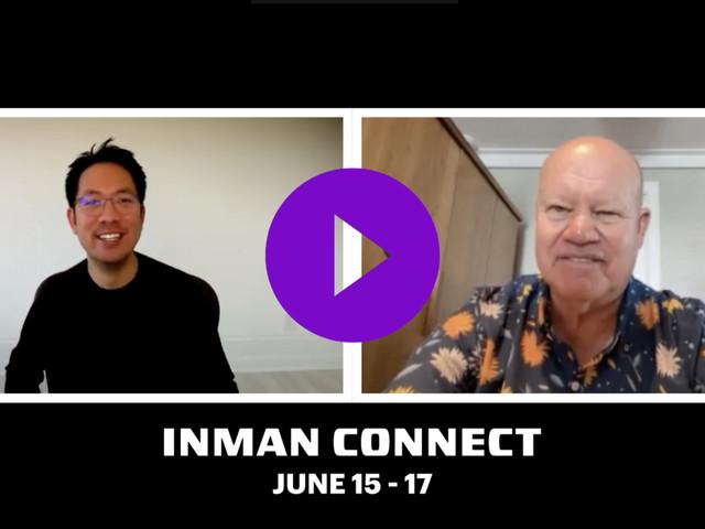 WATCH: Opendoor's Eric Wu and Brad Inman talk digital transformation — and Bill Murray