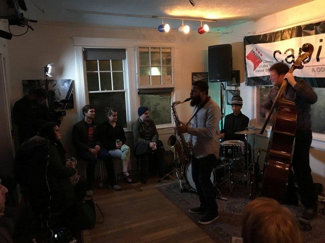 How a flagging nonprofit D.C. jazz advocacy group picked up its tempo