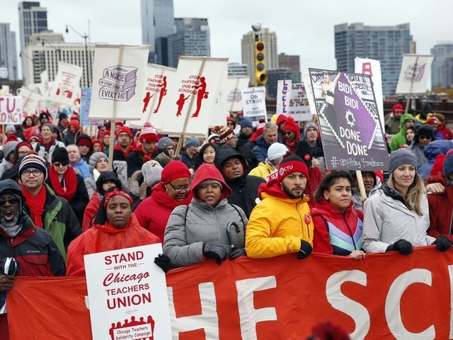 Workers are fired up. But union participation is still on the decline, new statistics show.