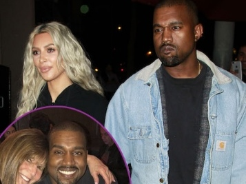 Kanye West Reunites With Former Manager Over Dinner...Does It Mean Something More? + Yeezy & His Dad Take & Trip To The African American History Museum
