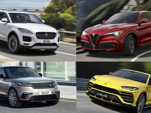 Best New SUVs That Debuted in 2017