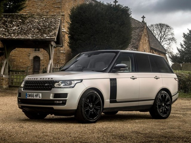 Used Range Rover review