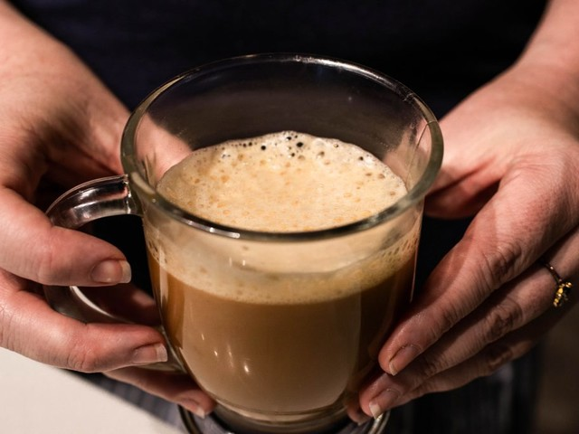 How to Get a Bulletproof Coffee-Level Buzz With the Stuff in Your Fridge