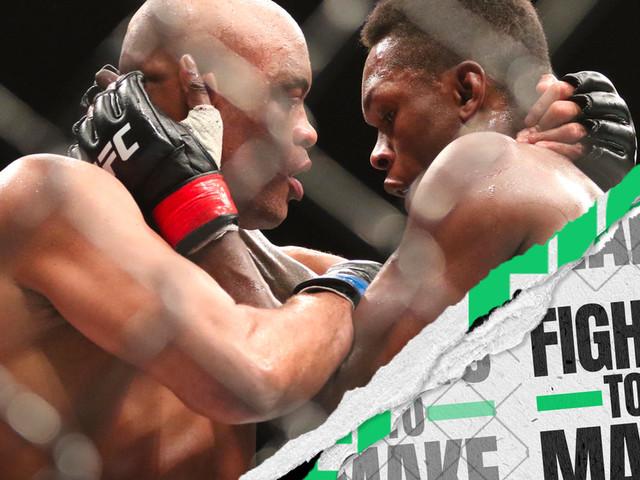 UFC 234: Fights to make