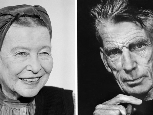 Learning the Wiles of a Biographer, With Beckett and Beauvoir