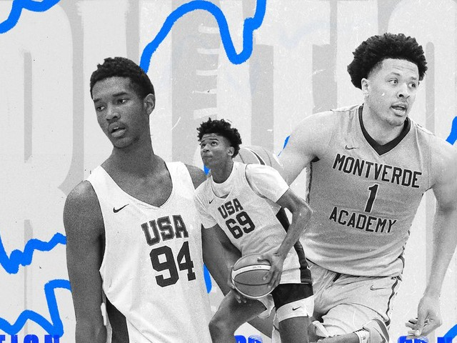 Meet the future NBA studs carrying USA Basketball as high schoolers