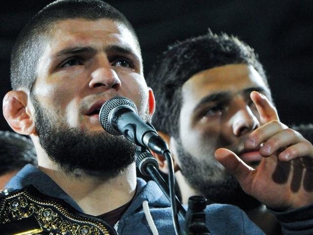 Khabib surpasses Kadyrov as third most influential Muslim in Russia