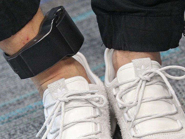 Judges order ankle monitors for people exposed to coronavirus who refuse to stay home — even if they have not tested positive