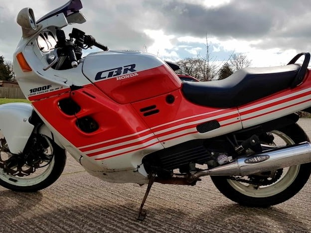 1988 Honda CBR1000