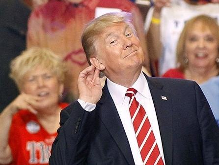 Poll: Donald Trump Edges Out Joe Biden, Pete Buttigieg in Arizona