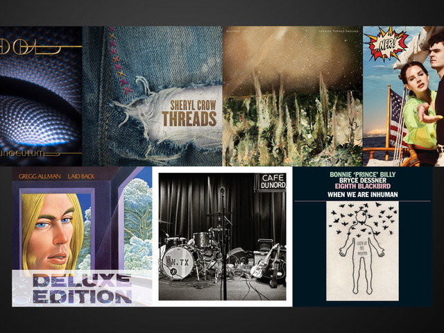 Release Day Picks: August 30th New Album Highlights