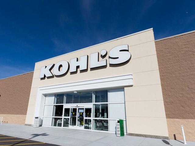 Kohl's swings to loss, sales drop by 44 percent