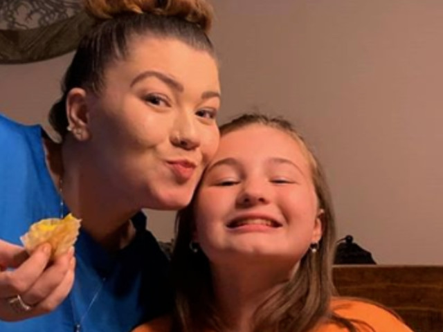Amber Portwood Reportedly Has a New Boyfriend Already