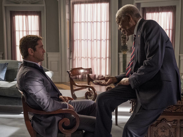 'Angel Has Fallen' tops box office with $21.3 million debut