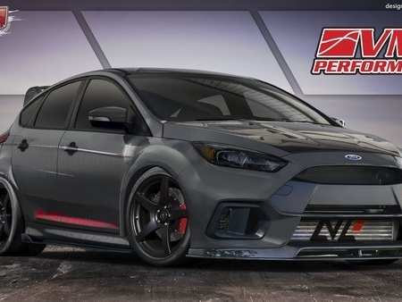 "Ford Focus RS ""TriAthlete"" by VMP Performance"