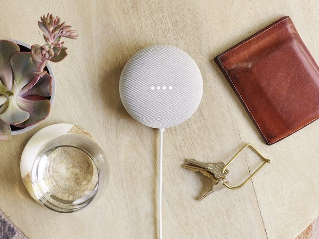 Best Buy and Target are offering a free smart plug when you buy a Google Nest Mini right now