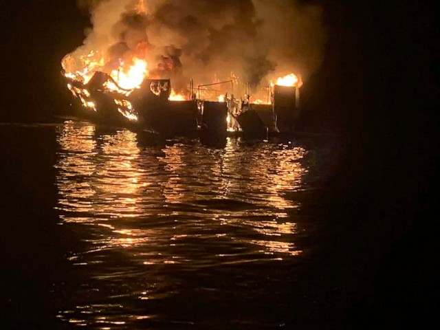 Family of dead crew member sue California dive boat operator