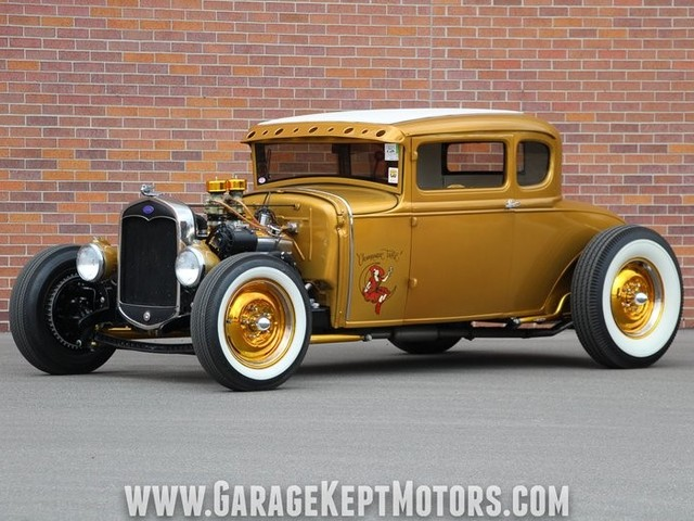 1930 Ford Type--65--Coupe