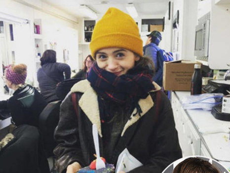 Stranger Things' Charlie Heaton Sends Natalia Dyer a Sweet Birthday Message