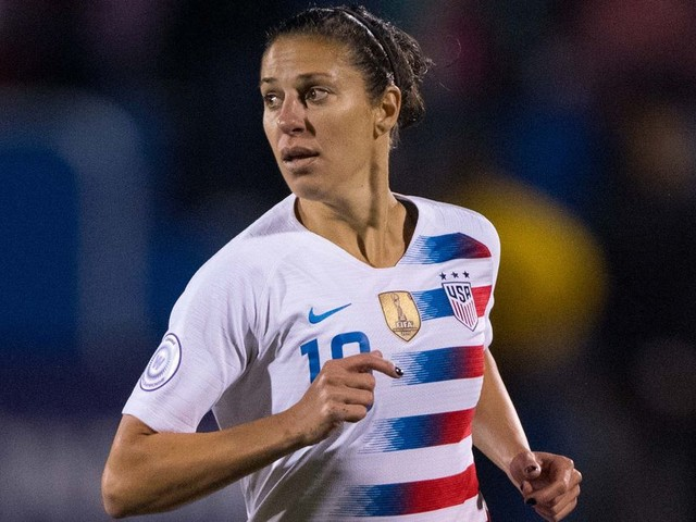 The state of the USWNT World Cup roster heading into SheBelieves