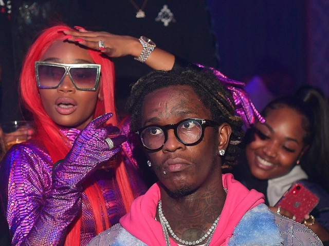 Jerrika Karlae Says Young Thug Pretends to Be on Drugs: 'Man, Slime Is Smart'