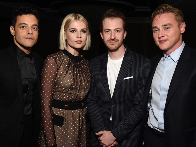 Rami Malek, Lucy Boynton & 'Bohemian Rhapsody' Cast Win Big at AARP's Movies for Grownups Awards