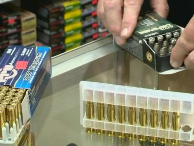 Gun Group Wants Judge To Block Ammunition Background Checks