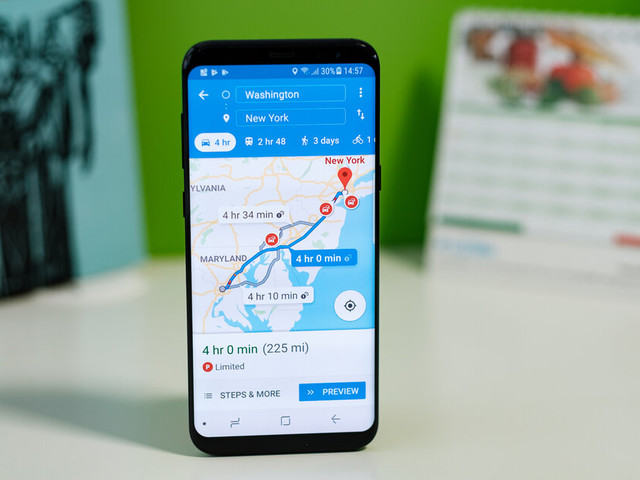 Google Maps updated with new ways to report driving incidents