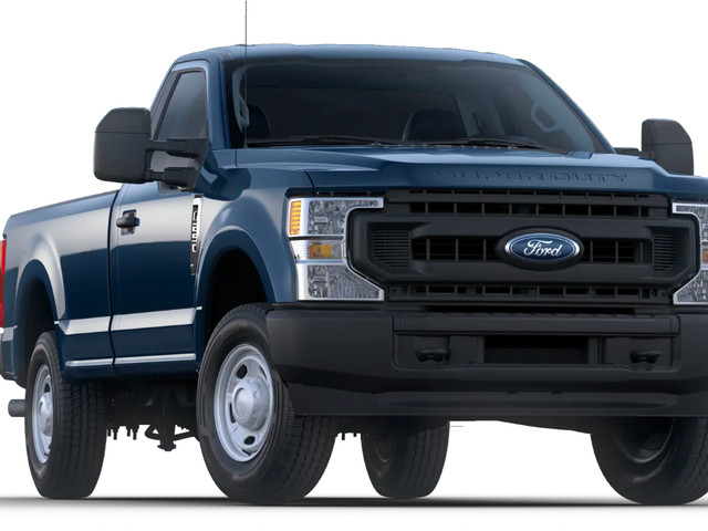 Ace of Base: 2020 Ford F-250 XL