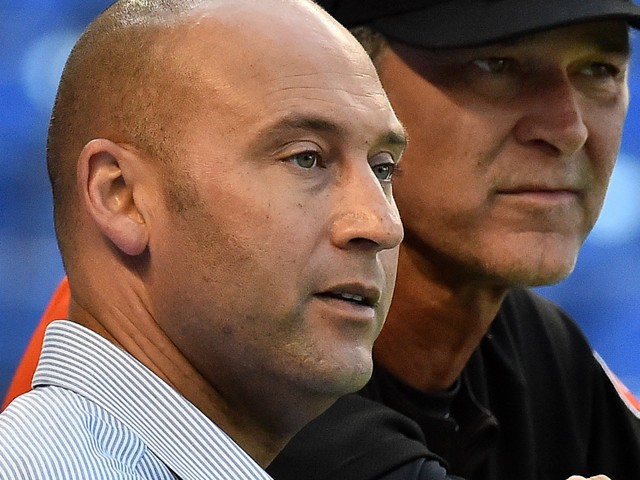 'Call me delusional': Derek Jeter says he expects Marlins to contend