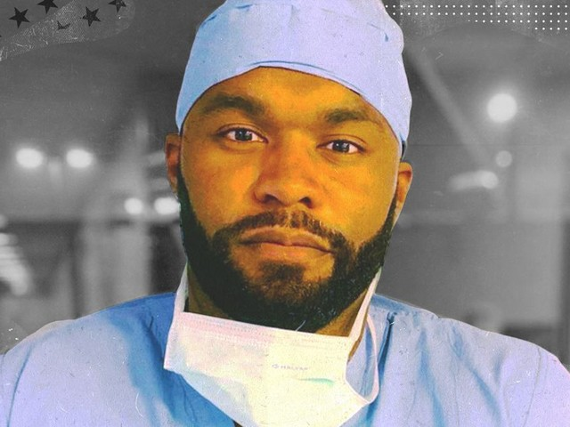 A conversation with Myron Rolle on the fight against Covid-19