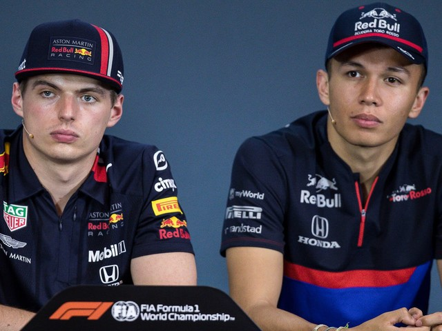 Red Bull Drops Gasly In Shocking Move, Calls Up Alex Albon