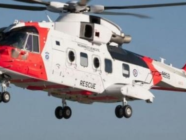 Norway receives first SAR helicopter from Leonardo