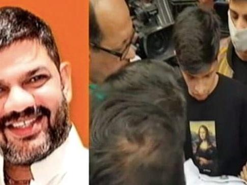 पामेला गोस्वामी के मामले में बीजेपी नेता राकेश सिंह गिरफ्तार