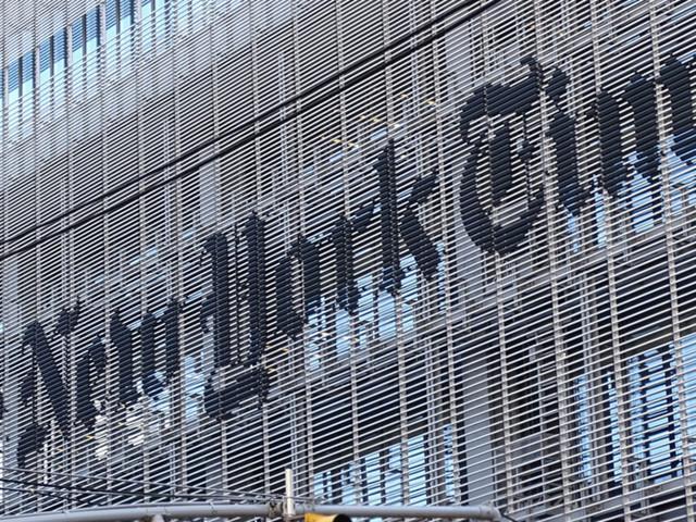 NYT Opinion pulls anti-Semitic political cartoon attacking Trump after backlash