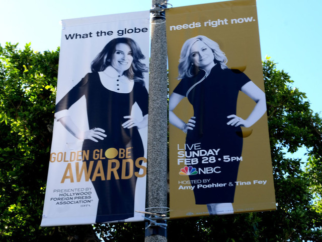 Tina Fey and Amy Poehler Call Out HFPA in 2021 Golden Globes Opening Monologue
