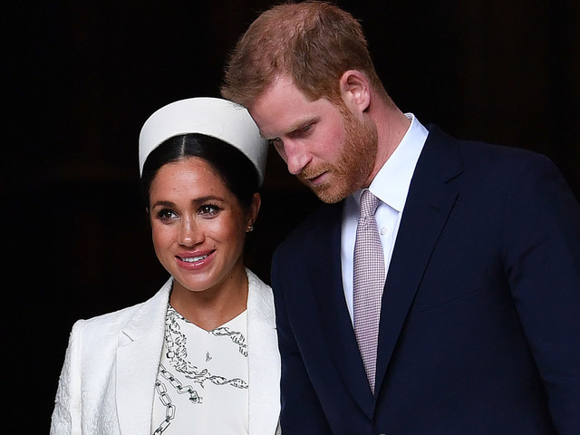 Harry and Meghan may spend four months a year living in Africa