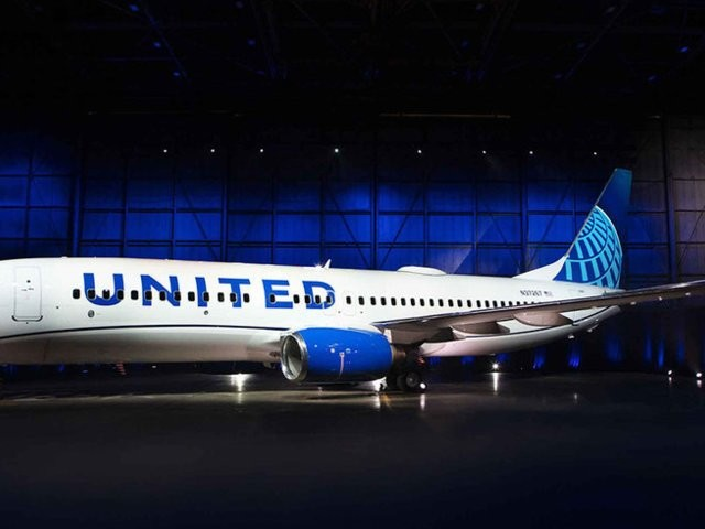 United Airlines just unveiled its first new look since merging with Continental Airlines nearly a decade ago (UAL)