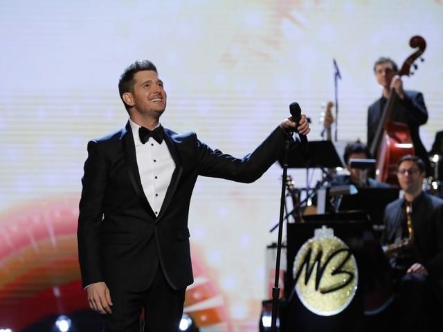 Michael Bublé sets 2019 Houston date