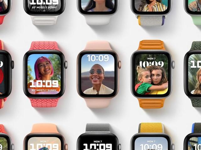 Apple is releasing watchOS 8 on September 20th