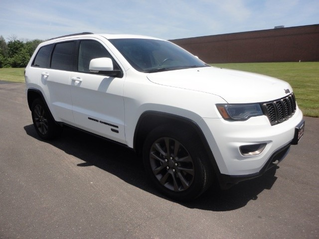 2016 Jeep Grand--Cherokee Limited 75th Anniversary