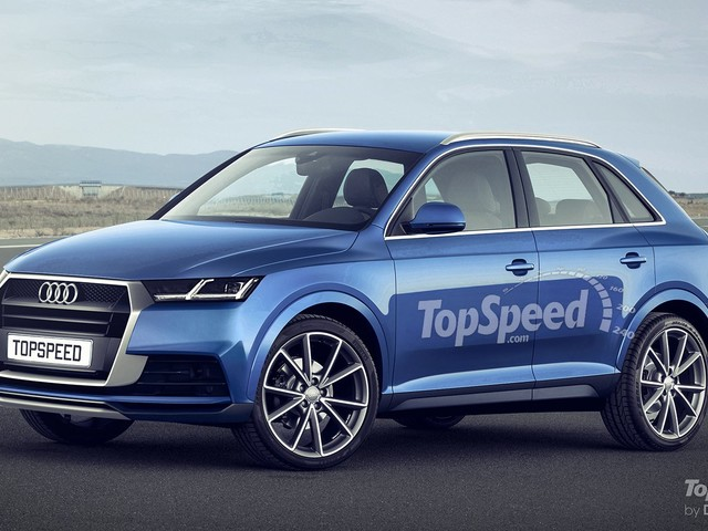 Audi's All-New Q4 and Q8 SUVs to be Joined by an All-New Q1 that Will Borrow Underpinnings from the Seat Ibiza and VW Polo