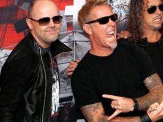 Metallica donates to Romanian pediatric cancer hospital