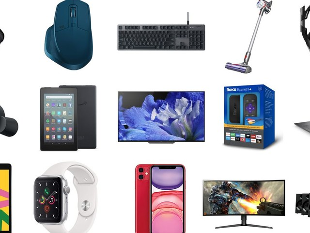 Fire tablet, iPhone 11, Logitech gaming accessories, and more deals for Sept. 19