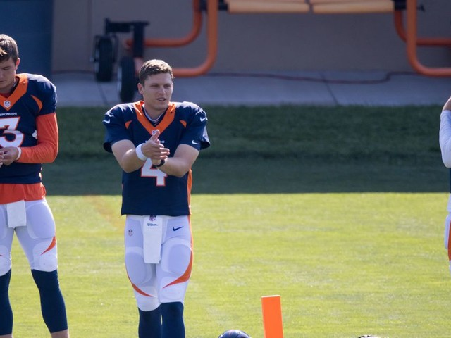 The Broncos played without a QB because of the worst Covid plan ever