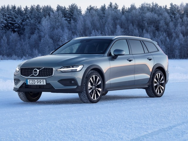 Car of the Month: 2020 Volvo V60 Cross Country